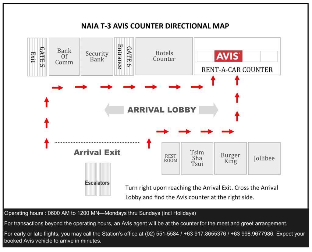 Avis Rent A Car Mexico City Airport